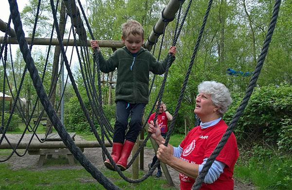 Rutbeek Surival verzorgt trainingen voor jong en oud!
